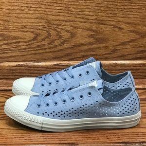 Converse CTAS Ox Glacier Grey Shoes